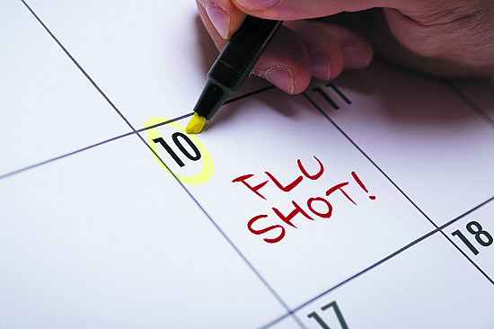 What's the best time of year for a flu shot? featured image