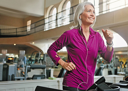 Midlife fitness linked to less dementia later in life featured image
