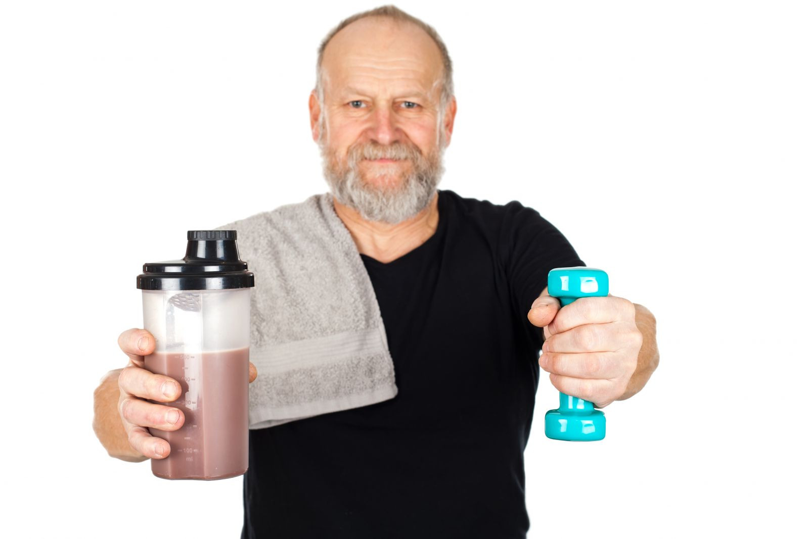 extra protein does not build more muscle