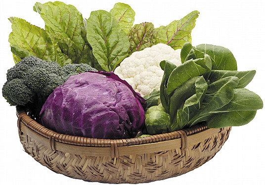 Vegetable intake tied to better artery health featured image