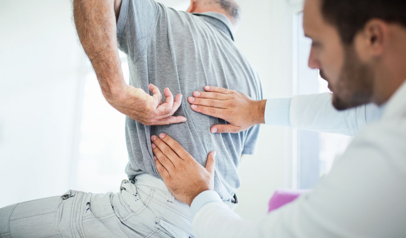 low back pain, physical therapy