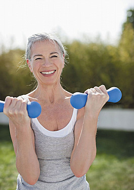 Strengthen your mood with weight training featured image