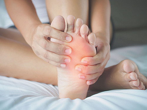 What's causing those swollen feet? featured image