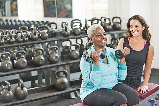 Easy ways to adapt exercises when you have arthritis featured image