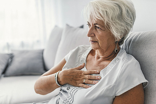Dealing with the discomfort of angina featured image