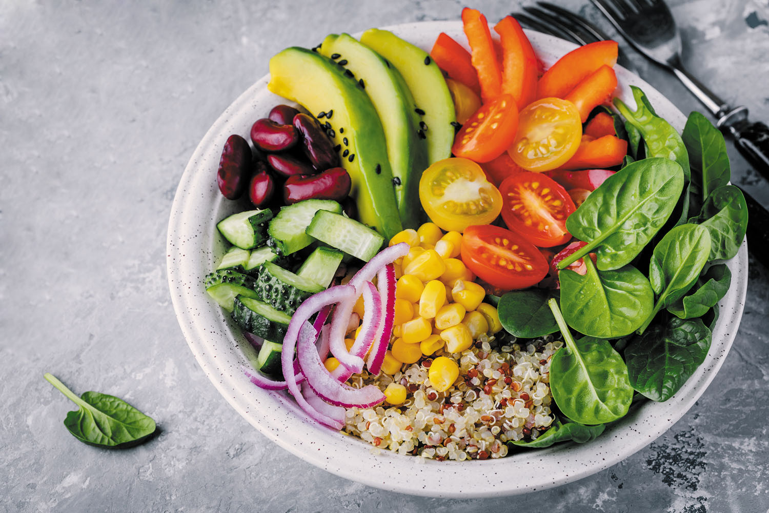 The difference a healthy diet can make - رژیم غذایی اوتیسم Harvard Health