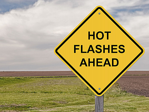 Hot flashes and heart health featured image