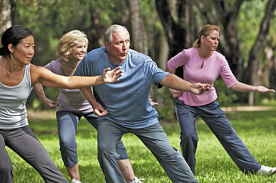 Looking for a mellow form of exercise? Try tai chi featured image