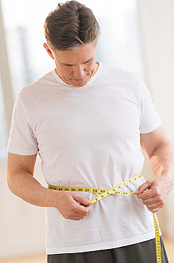 Larger waist size may point to dementia risk featured image