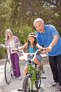 Staying healthy when you're raising young grandchildren featured image