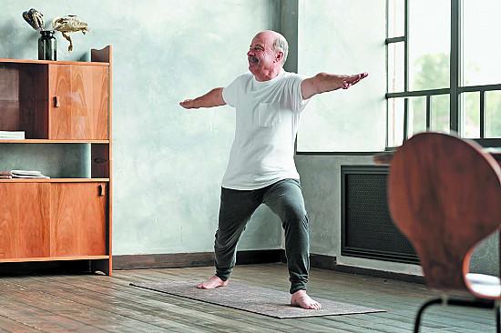 Yoga-based cardiac rehabilitation: A promising practice? featured image