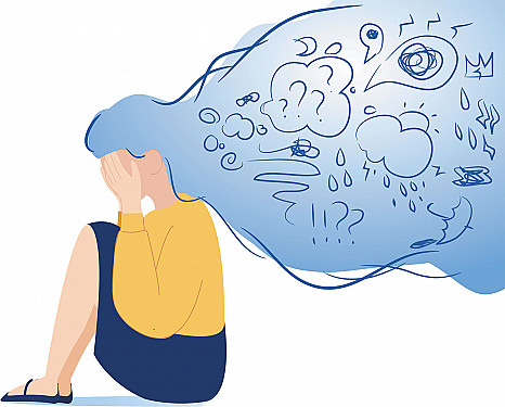 Recognizing and easing the physical symptoms of anxiety featured image