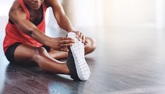 Leg stretching may improve blood flow and prevent strokes featured image