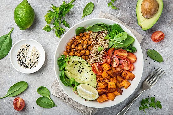 Plant protein may help you live longer featured image