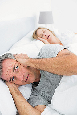 Is there a cure for my nightly snoring? featured image