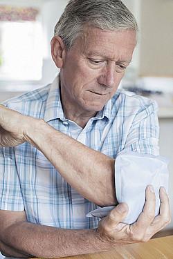 Self-care for bursitis featured image