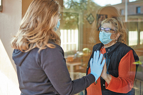 Caregiving during the pandemic featured image