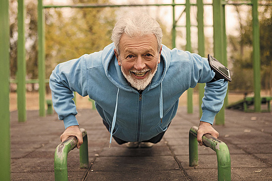 The best core exercises for older adults featured image
