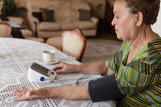 Arm yourself to get better blood pressure readings featured image