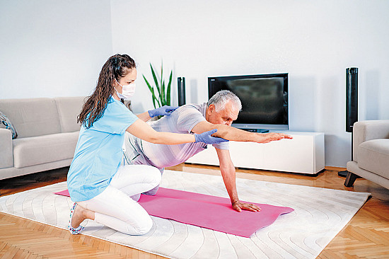 The 3 main options for physical rehabilitation featured image