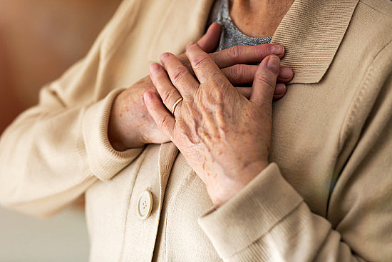 Heart attacks in women featured image