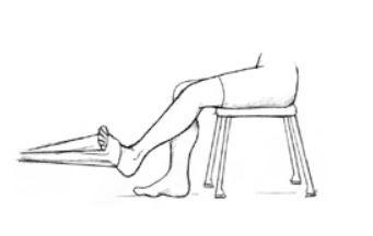 heel exercise