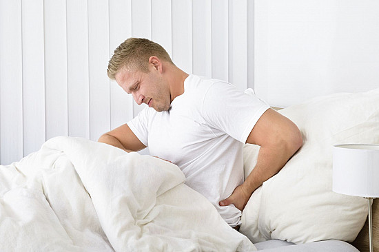 Bed rest for back pain? A little bit will do you. featured image