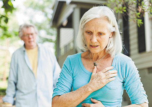 Stay on top of heart failure symptoms featured image
