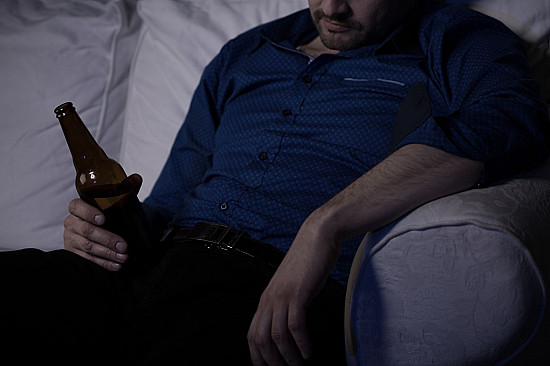 Alcohol and fatigue featured image