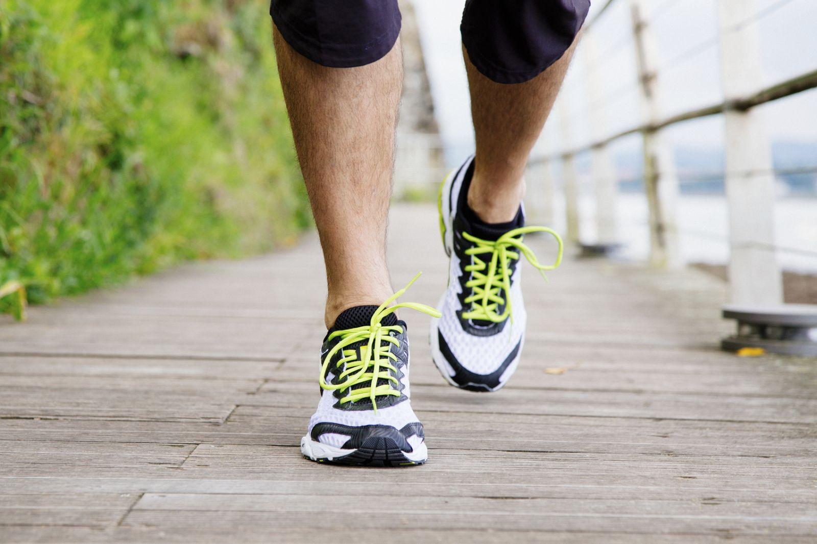 healthy feet healthy weight