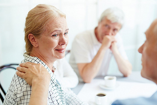 Ways to support someone who is grieving featured image