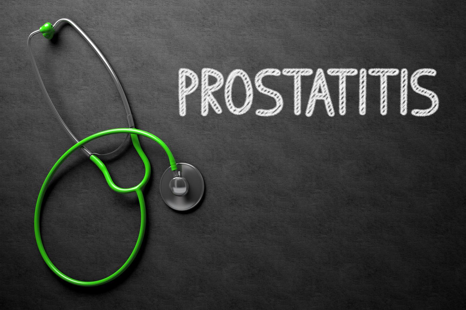 Chronicles prostatitis)