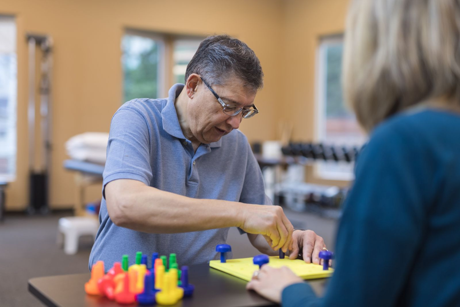 stroke occupational therapy
