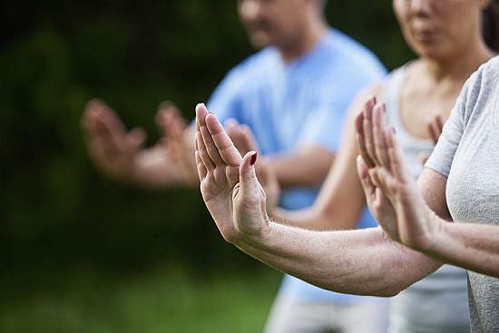 Tai chi: Promising for COPD featured image