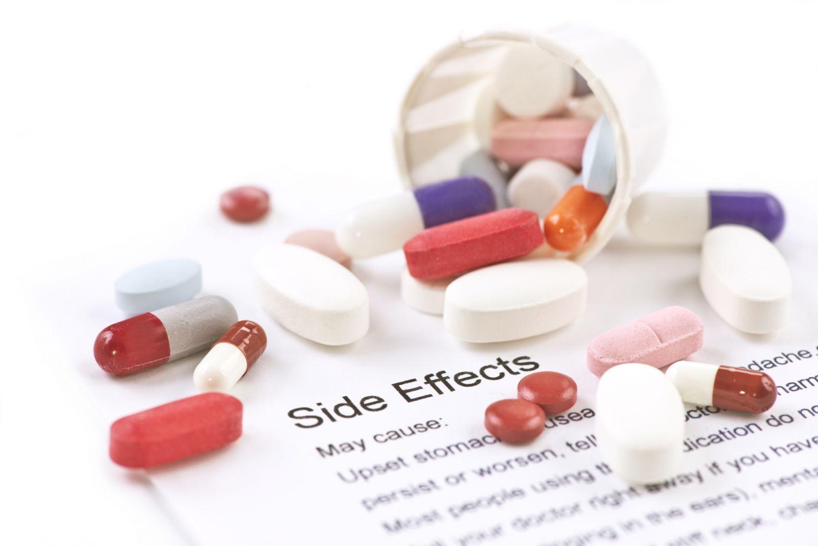 SSRI medication