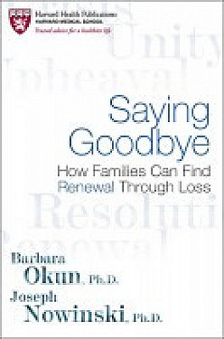 Our newest book: Saying Goodbye featured image