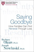Our newest book: Saying Goodbye