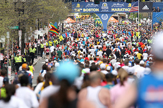 How Boston Marathon runners can avoid hitting the wall featured image