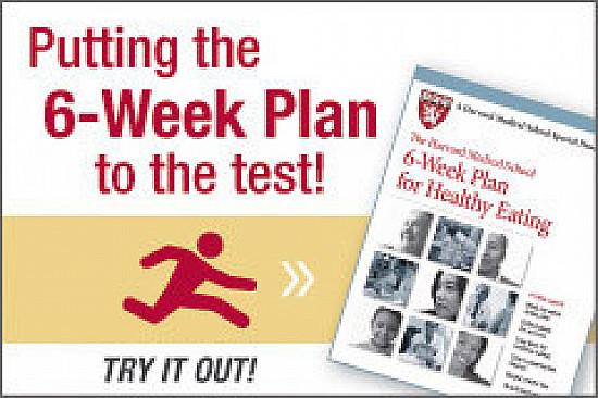 Testing the Harvard 6-Week Plan for Healthy Eating: Making dinner a winner featured image