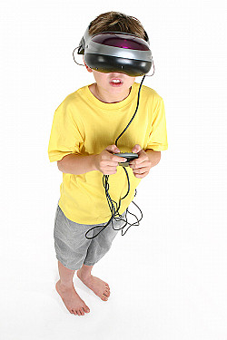 Virtual reality, exergames may improve mental and physical health featured image