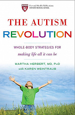 New book, The Autism Revolution, offers hope, help for families featured image