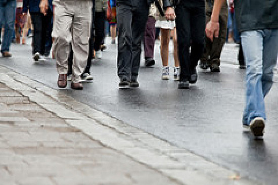 Join in on National Walking Day featured image