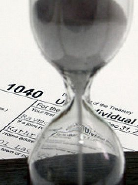 Driving on Tax Day? Beware the dead-line featured image
