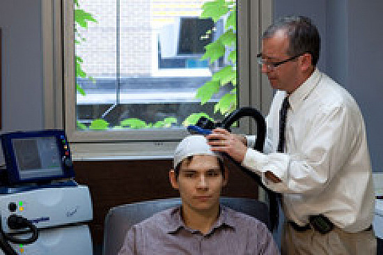 Magnetic stimulation: a new approach to treating depression? featured image