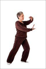 Older-woman-doing-tai-chi-exercise