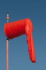 Windsock-at-half-mast