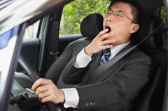 Driver-yawning