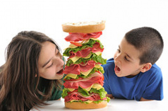 Think fast when kids want fast food featured image