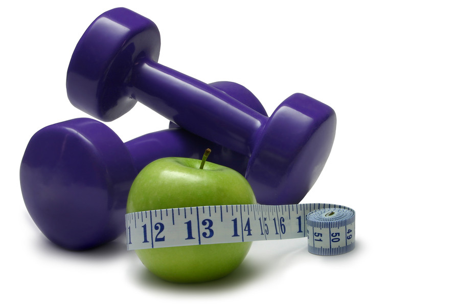 bigstock-Diet-And-Exercise-2530754