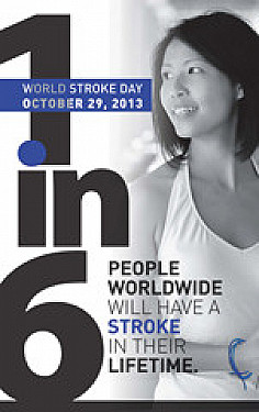 World Stroke Day: stroke is common, disabling, and often preventable featured image